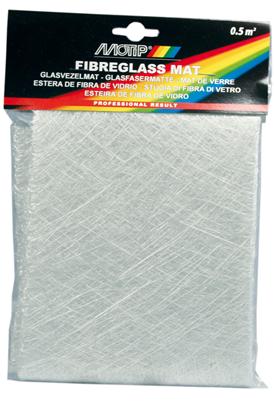 Glasvezel matten en toebehoren