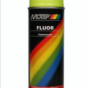 Fluor verf