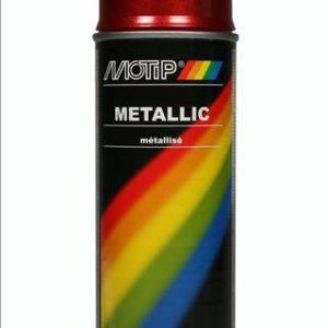 Motip 0404g metallic rood