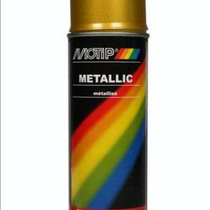 Motip metallic goud