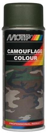 Motip 04202 Camouflage lak RAL6014 olijf groen