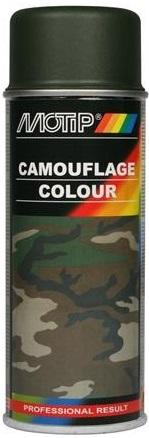 Motip 04203 Camouflage lak RAL6031 groen