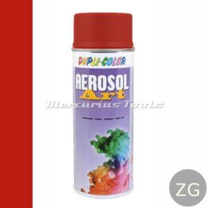Aerosolart lak RAL3020 verkeers rood zijdeglans -Dupli Color 466939