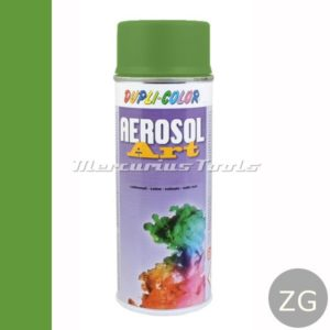 Aerosolart lak RAL6018 geel groen zijdeglans -Dupli Color 467738
