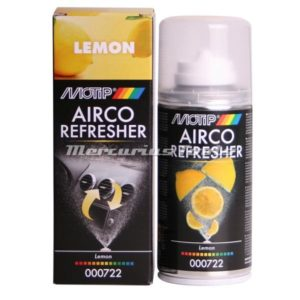 Airco verfrisser lemon 150ml -Motip Airco refresher 000722