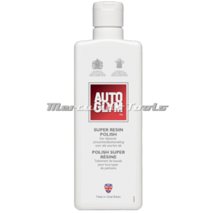 Autoglym poetsmiddel super resin polish 325ml flacon