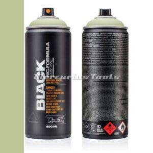 Beetle BLK6420 lak in spuitbus 400ml -Montana Black