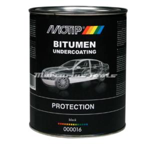Bitumen undercoating 1kg blik -Motip 000016
