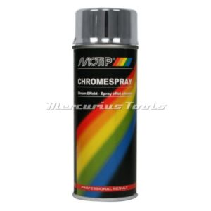 Chroomspray in spuitbus 400ml -Motip Chrome 04060