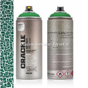 Crackle effect Patina Green RAL6000 -Montana EC6000
