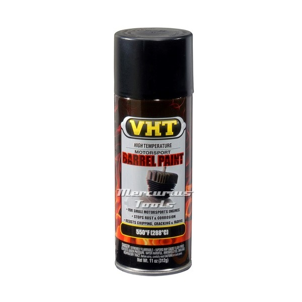 VHT SP906 barrel paint gloss black