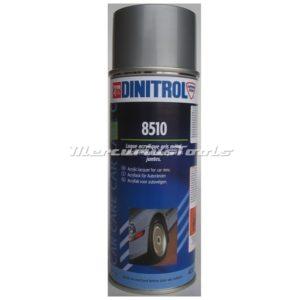 Dinitrol 8510 Lakspray velgen zilver AC spuitbus 400ml