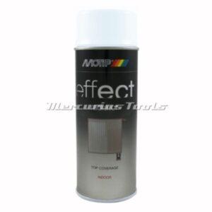 Doe het zelf radiatorlak wit hoogglans 400ml -Motip Deco Effect