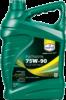 Eurol Fultrasyn 75w90 GL3 4 5 in 5 liter flacon