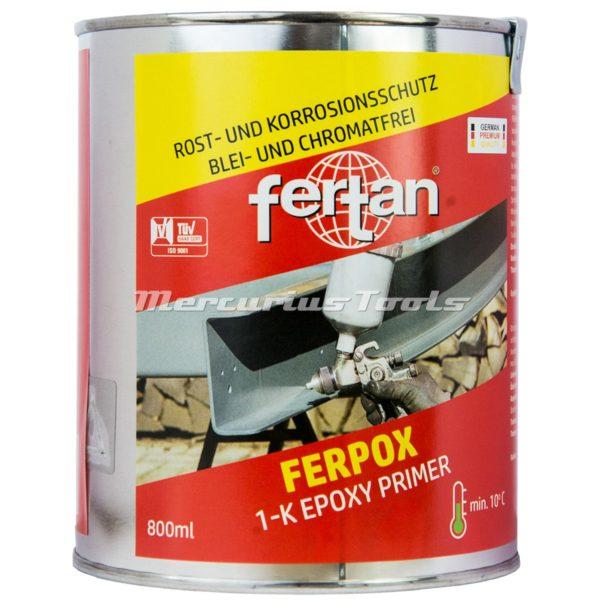 Fertan Ferpox 1K epoxy primer in 1kg blik