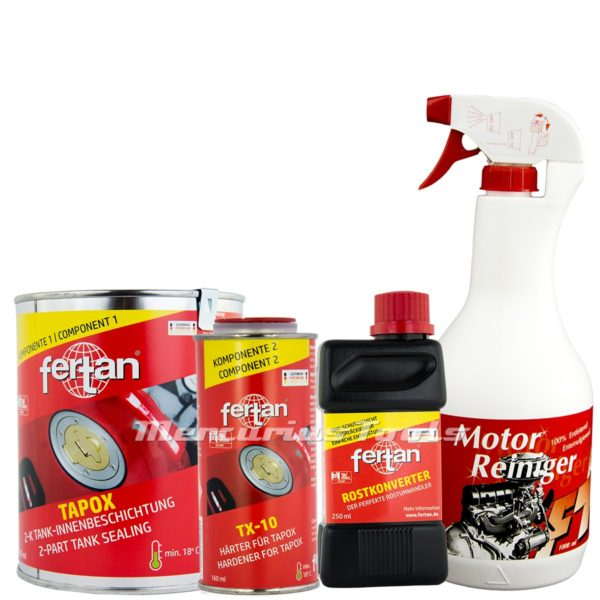 Fertan tank renovatie set klein