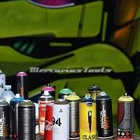 Graffiti homepage image mercurius tools