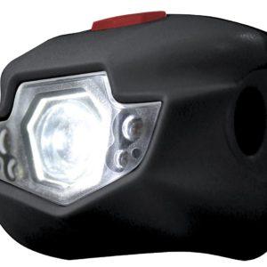 MetalWorks LED hoofdlamp HL100-functie 1