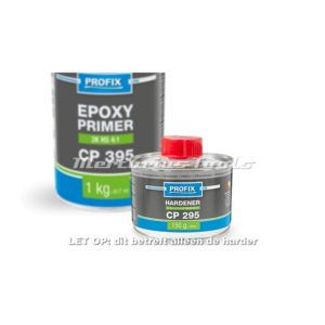 Harder voor 2K epoxy primer in 0.15L blik –Profix CP295