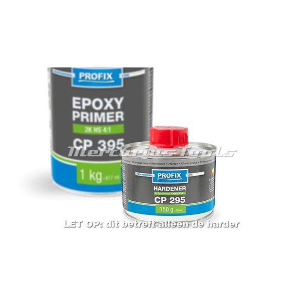 Harder voor 2K epoxy primer in 0.15L blik –Profix CP295