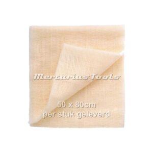 Kleefdoek 50x80cm los voor ontvetten en verwijderen van stofjes -Color Expert