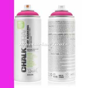 Krijtspray roze 400ml -Montana pink Chalk spray CH 4050