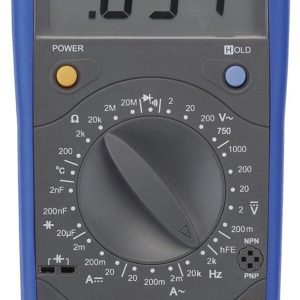 Limit 400 digitale multimeter met temperatuurfunctie