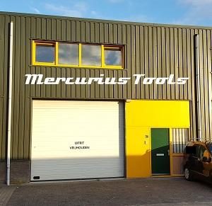 Mercurius Tools is verhuisd naar Zandzuigerstraat67 14-08-2016