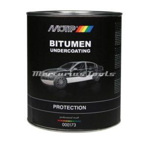 Motip 000173 bitumen coating in 2.5kg blik