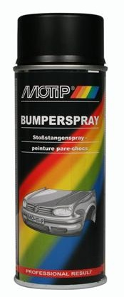 Motip 04073 bumperlak zwart in 400ml spuitbus