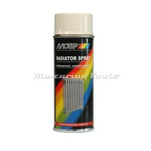 Motip 04078 radiator lak gebroken wit 400ml spuitbus