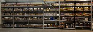 Motip in nieuwe magazijn Mercurius Tools 22-10-2016