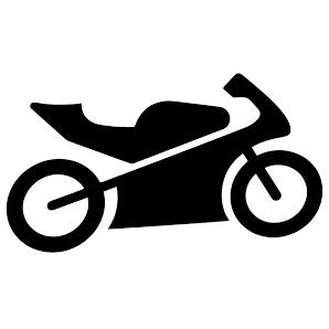 Motorfietslak 1K