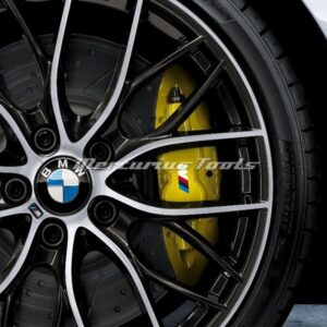 Remklauwlak BMW M performance geel in spuitbus MTREM