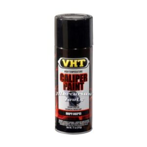 Remklauwlak hittebestendig zwart (hoogglans) -VHT SP734