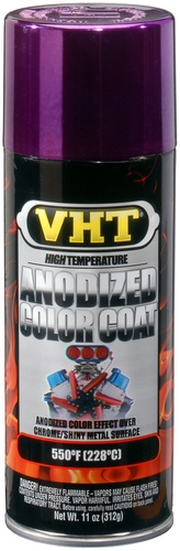 VHT SP452 Purple anodised color coat.