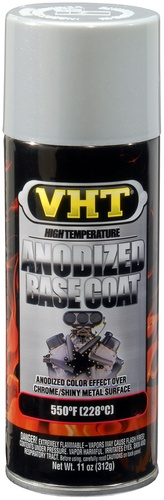 VHT SP453 Silver base anodised color coat