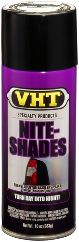 VHT SP999 Nite shades lens cover black