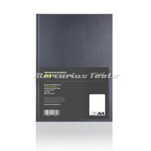 Schetsboek A4 portrait 32x22cm -Montana Black book
