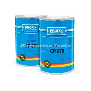 Thinner 1k autolak slow 1L -Profix CP078