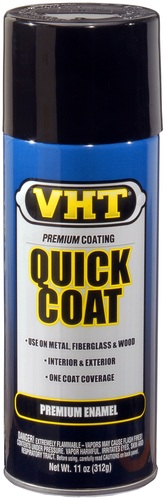 VHT SP504 quick coat gloss black