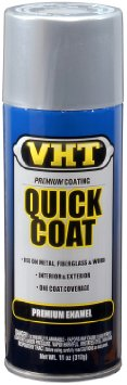 VHT SP525 quick coat silver chrome