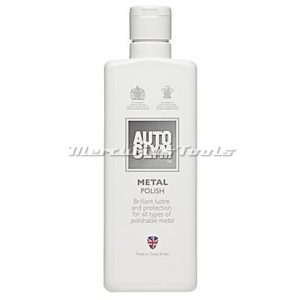 Autoglym metal polish 325ml flacon
