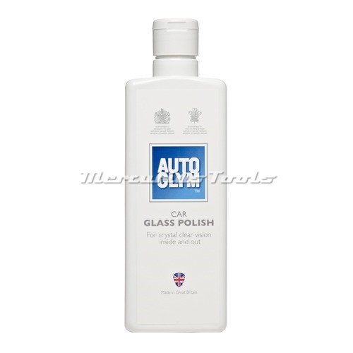 Autoglym car glass polish 325ml flacon