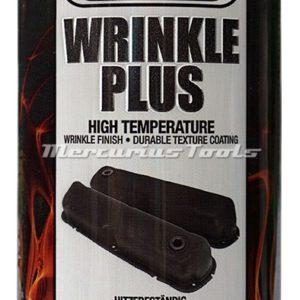 krimplak zwart wrinkle plus black VHT GSP201
