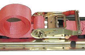 Metal Works PBLSJ30. Spandband voor op rail 3meter.