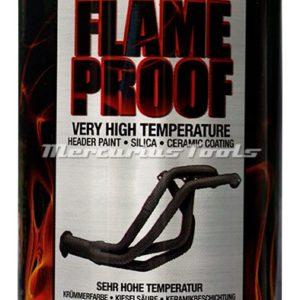 uitlaatlak grijs flameproof flat grey VHT GSP104